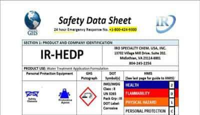 HEDP-sds