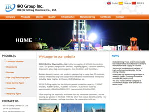 IROCHEM oil drilling_unit